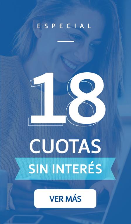 18 Cuotas